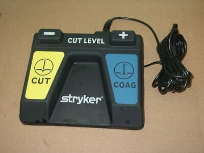 Stryker Serfas Energy Rf Generator Ipx7 Foot Switch 279-000-010