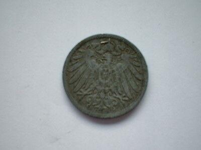 Ersatzmünze 10 Pfennig Deutsches Reich 1918  Zink