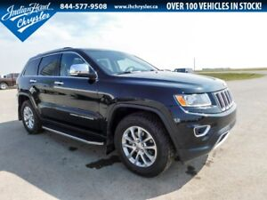 2014 Jeep Grand Cherokee Limited 4x4 | Sunroof | Bluetooth