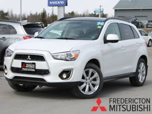2014 Mitsubishi RVR GT AWC | HEATED LEATHER | BACK UP CAM | S...