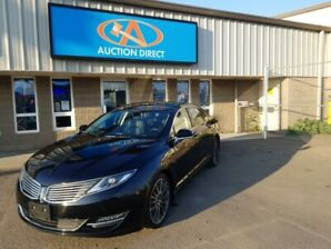 2016 Lincoln MKZ HUGE PANO SUNROOF! AWD! 3.7L