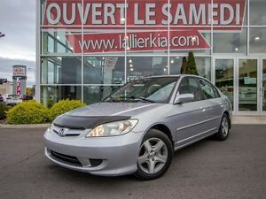 2005 Honda Civic SI TRES BONNE CONDITION OPEN ON SATURDAYS