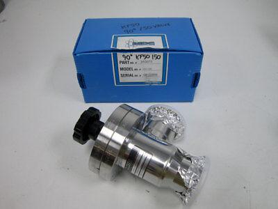 Mdc 310075 Vacuum Products Kav-200 Kf50 Manual Isolation Valve