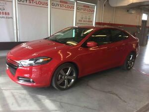 2013 Dodge Dart Rallye SXT 1.4 L  TURBO