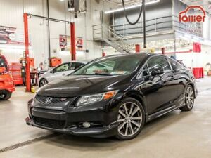 2012 Honda Civic SI ***EDITION HFP*** JAMAIS ACCIDENTÉ + GPS + T