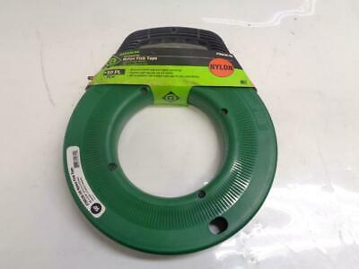 Greenlee Nylon Fish Tape 50 Electrical Wire Puller Ftn536-50 New R22t1