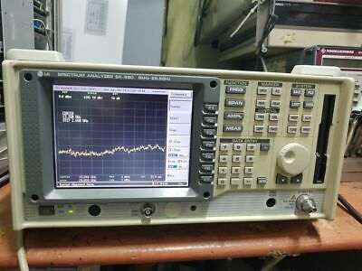 LG SA-990 Spectrum Analyzer, 9kHz - 26.5GHz