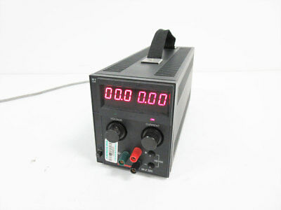 Sorensen Xt 30-2 Programmable Dc Power Supply 30 V 2 A 60w