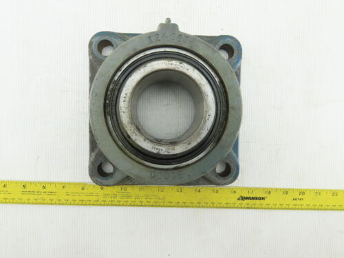 "1 15//16/"" NEW Dodge F2BSC115 Ball Bearing Unit 2 Bolt Flange Mount 124269"