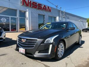 2015 Cadillac CTS Sedan Luxury AWD    $236 BI WEEKLY LUXURY SEDA