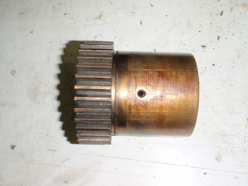 "South Bend 16"" Lathe Brass Cone Pinion Back Spindle Gear"