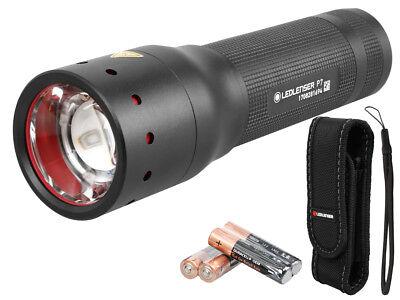 LED Taschenlampe Ledlenser P7.2 250 Lm TYP 9407 NEU + OVP Geschenkverpackung