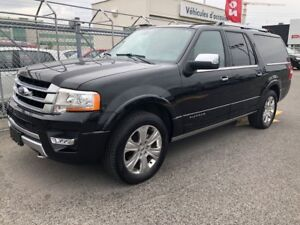 2015 Ford Expedition max Platinum Rare
