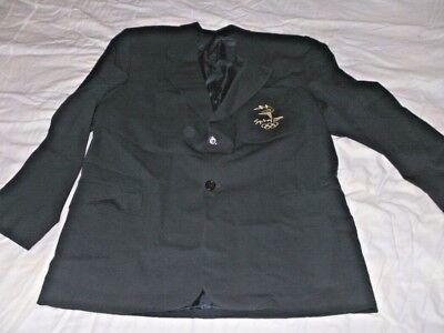 Vintage 2000 Sydney Australien Olympiade Offizielles Technisch Kostüm Jacke