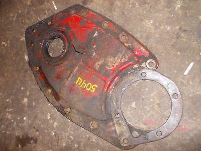 Farmall 504 Ih Utility Tractor Engine Cover