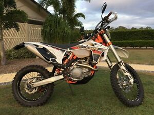 KTM Exc 500 Six Days New Auckland Gladstone City Preview