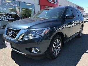 2015 Nissan Pathfinder SV AWD 7 PASSAGER MAGS AC