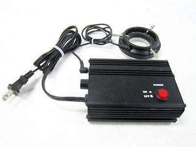 AMPROBE MA341103 60 LED MICROSCOPE Jingle LIGHT WITH POWER SUPPLY