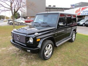 2007 Mercedes-Benz G-Class ~G 500~LOW MILEAGE~EXTRA CLEAN~CERTIF