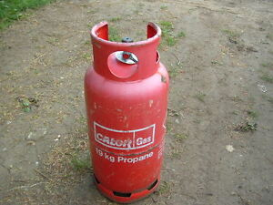 Calor Gas 'Empty' 19kg  Propane gas bottle, BBQ, can be delivered