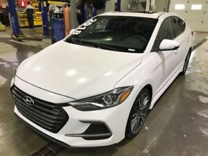 2018 Hyundai Elantra SPORT TURBO