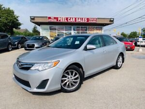 2012 Toyota Camry SE|ALLOYS|REARVIEW|HEATEDSEATS|CERTIFIED AND M
