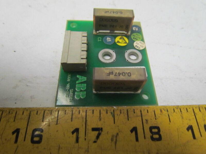 ABB Robotics YB560103-CF/1 DSQC 237 PCB Circuit Board