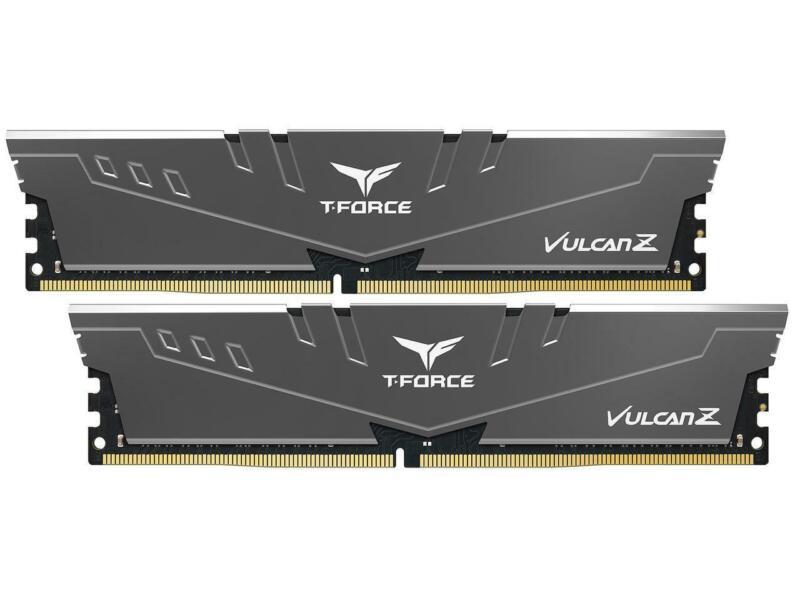 Team T-FORCE VULCAN Z 32GB (2 x 16GB) 288-Pin DDR4 SDRAM DDR4 3200 (PC4 25600) D