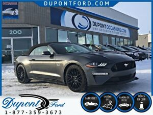 2018 Ford Mustang 2DR CONV GT - PDSF NEUF ÉTAIT DE $66.038.00