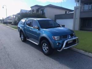 2008 TURBO DIESEL TRITON, GLS WITH LEATHER, CANOPY $$ , TOP MODEL Mount Pleasant Melville Area Preview