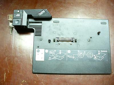 IBM Lenovo 2504 Docking Station Port Replikator Thinkpad T60 T61 R60 R61 Z60 Z61 segunda mano  Embacar hacia Mexico