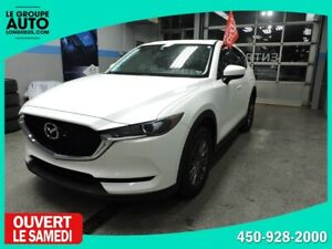 2018 Mazda CX-5 GS AWD GROUPE CONFORT  CUIR/SUEDE MAG TOIT ET PU
