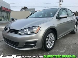 2015 Volkswagen Golf Trendline Heated Seats!
