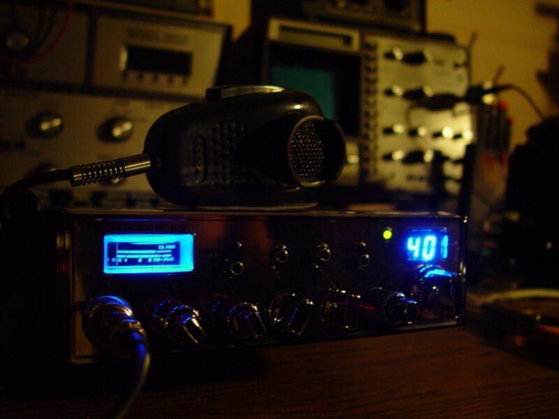 GENERAL LEE HP-40W RADIO,100-120 WATTS OUT,FINALS ((SKIP TALKING^^^SKY WALKER))