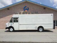 1997 Freightliner P1000 Step Van Fedex Van MT55