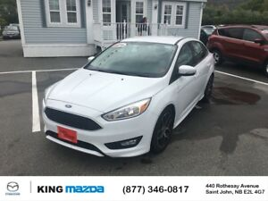2016 Ford Focus SE- $133 B/W LOW KMS..AUTO..HEATED SEATS & STEER