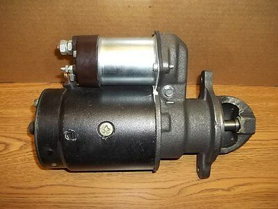 H New Delco Remy Starter For Komatsu Forklifts 4876696