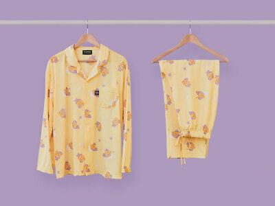 Kakao Friends Pajamas Set Men Free Apeach Sleepwear Clothes _Twice Edition KOR