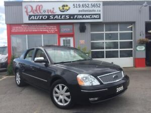 2005 Ford Five Hundred LIMITED ALL WHEEL DRIVE SUPER LOW KILOMET