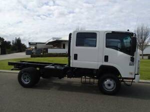 Isuzu NPS 275 Dualcab 4 X 4 on Car Licence Welshpool Canning Area Preview