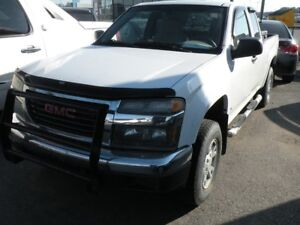2008 GMC Canyon SL 4x4 king cab air, cruise