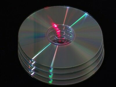 The humble CD makes a coaster or children's decoration