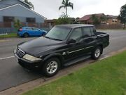 2005 Ssangyong MUSSO Auto Sport Turbo Diesel 4WD (RWC&Rego) Archerfield Brisbane South West Preview