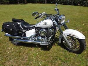Yamaha V Star XVS650AW Classic 2006 Canungra Ipswich South Preview
