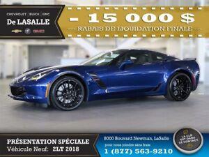 2018 Chevrolet Corvette GRAND SPORT 2LT $15 000 OFF REBATE...Who
