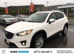 2016 Mazda CX-5 GS One Owner..New Brakes..AWD..Heated Leather...