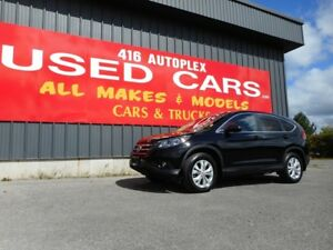 2013 Honda CR-V EX Sunroof Alloys Automatic