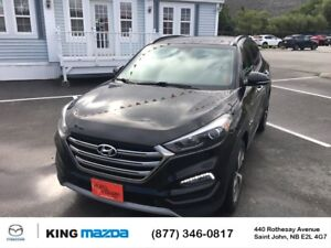 2017 Hyundai Tucson Limited HEATED LEATHER SEATS..NEW TIRES..NEW