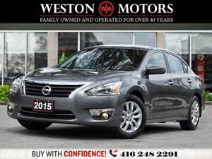 2015 Nissan Altima 2.5*POWER GROUP*REVERSE CAMERA!!*WOW ONLY 97K
