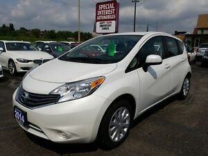 2014 Nissan Versa Note 1.6 SV CLEAN CAR PROOF !! LOW KMS !!